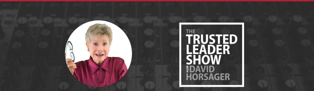 Ep. 3: Patricia Fripp on How To Effectively Connect With An Audience