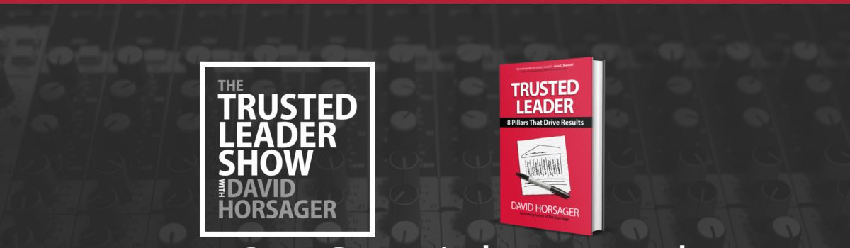 Ep. 21: Special Trusted Leader Book Episode ft. Maria and Micah Horsager